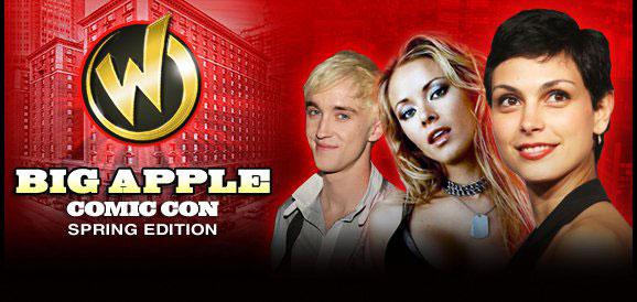 Big Apple Comic Con 2011