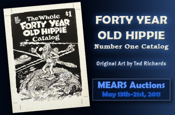 MEARS Comic Auction