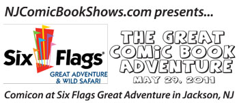 Six Flags Great Comic Book Adventure