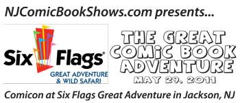 Six Flags Great Comic Book Adventure