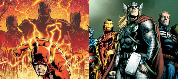 Flashpoint and Fear Itself