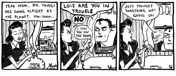 Kate Beaton Lois Lane