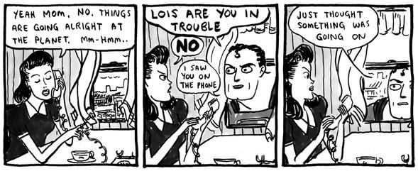 Kate Beaton Lois Lane