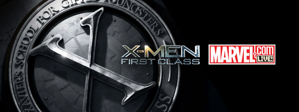 X-Men First Class Live Screening