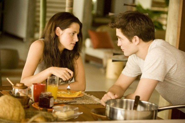 Twilight Breaking Dawn photo