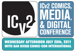 SDCC 2011 - ICv2 Conference