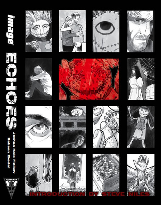 Echoes SDCC Hardcover