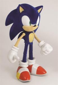 Flocked Sonic