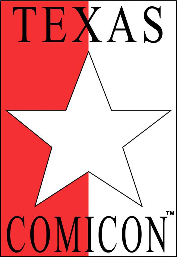Texas Comicon logo