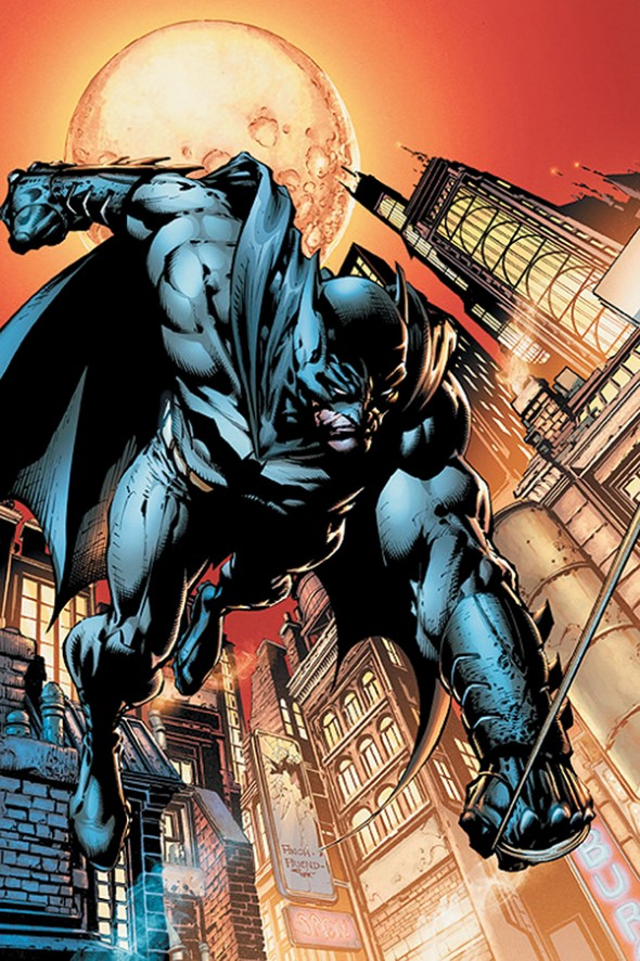 Batman The Dark Knight #1 by David Finch