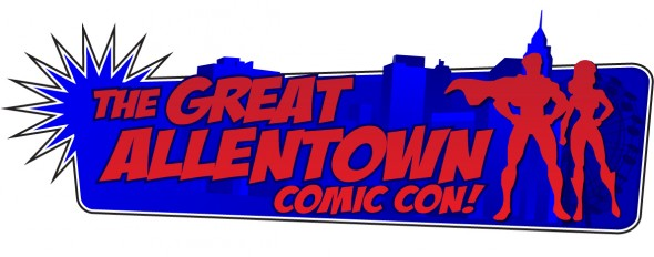 Great Allentown Comic Con (GACC) logo