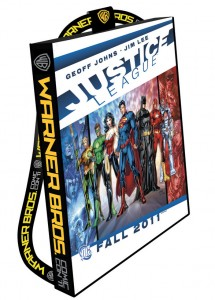 Justice League bag
