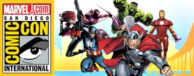 Marvel SDCC 2011 Live Blog