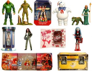 Mattel Exclusives SDCC 2011