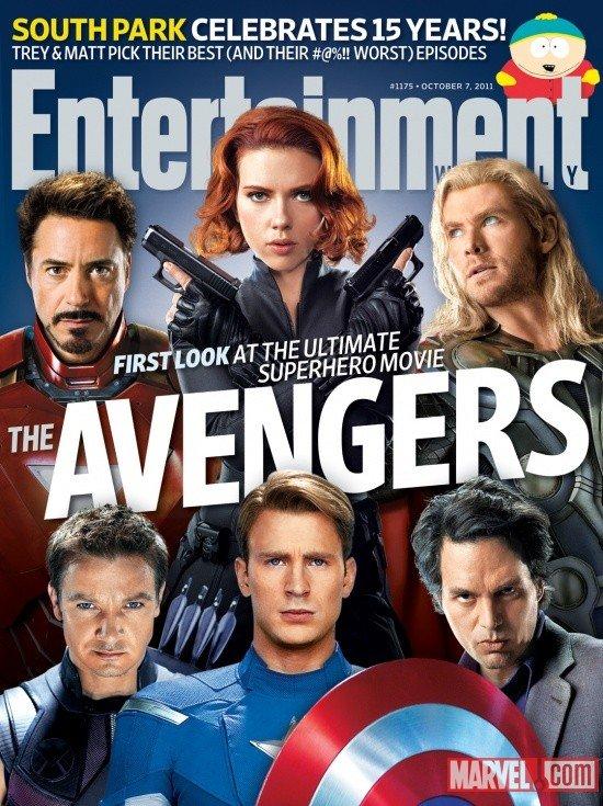 Avengers EW