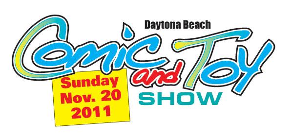 Daytona Beach Comic and Toy Show