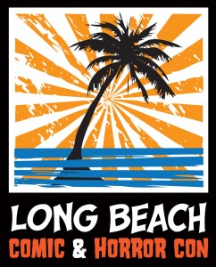 Long Beach Comic & Horror Con Logo