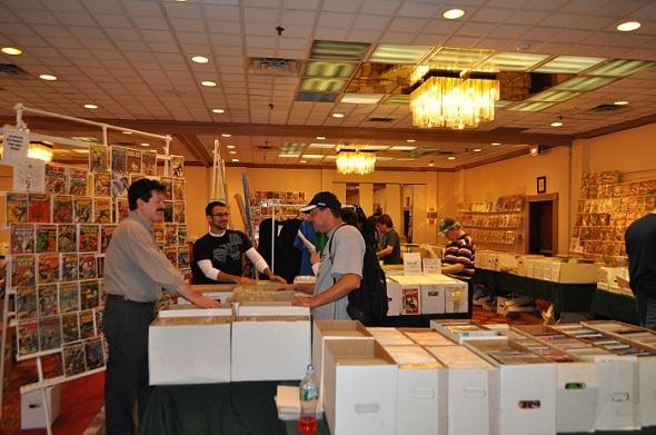 East Hanover NJ Comic Book Expo