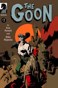 The Goon by Eric Powell and Mike Mignola