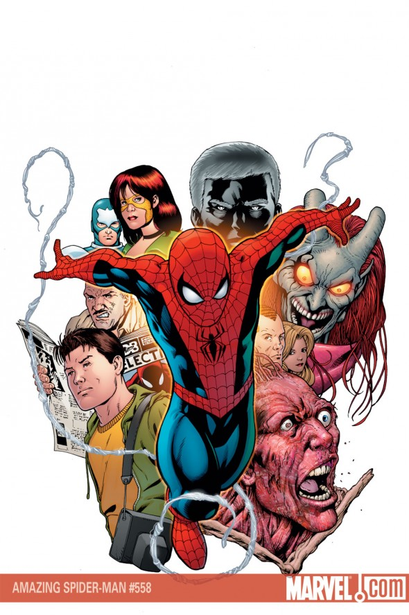 Barry Kitson Spider-Man