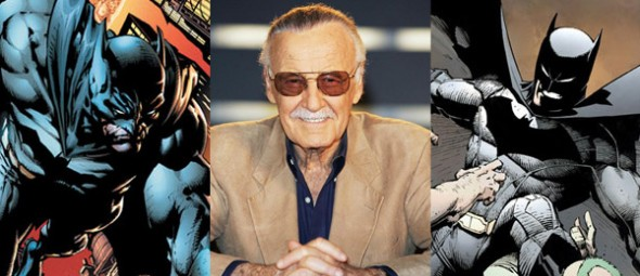 MegaCon 2012 Stan Lee, David Finch, Greg Capullo