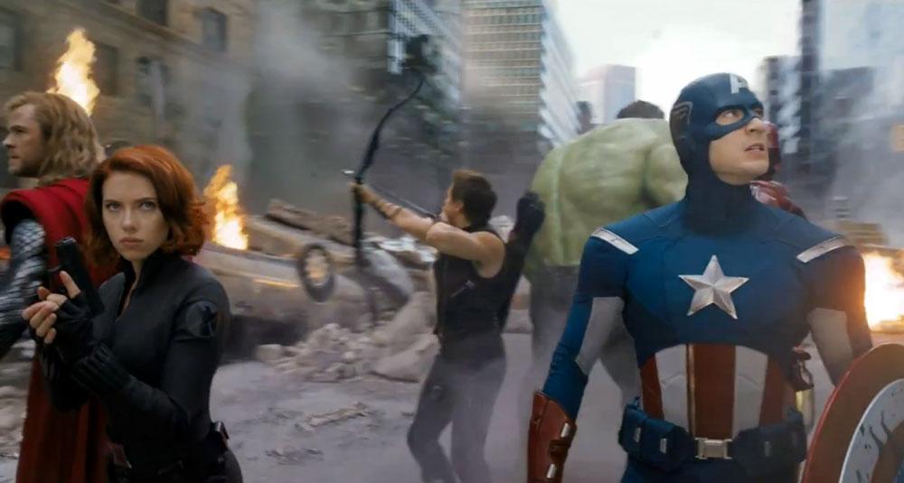 Avengers Super Bowl