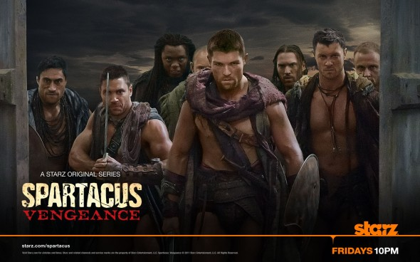 Spartacus: Vengeance Wallpaper 1920x1200