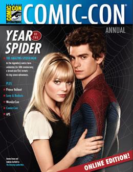 Comic-Con Annual 2012