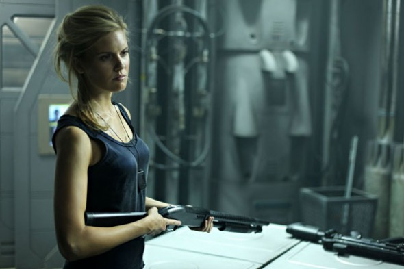 Maggie Grace Lockout