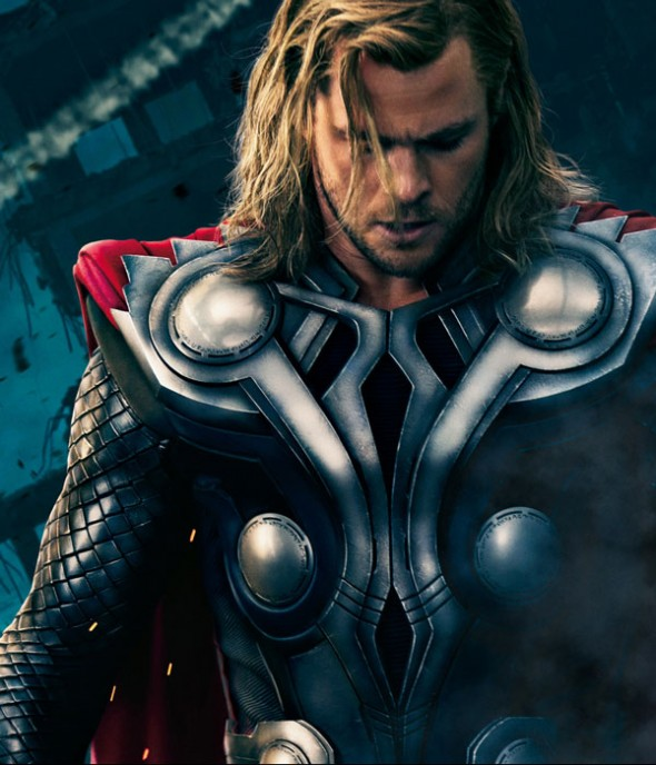 Chris Hemsworth Avengers Thor