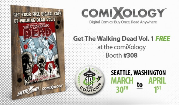 ComiXology Walking Dead