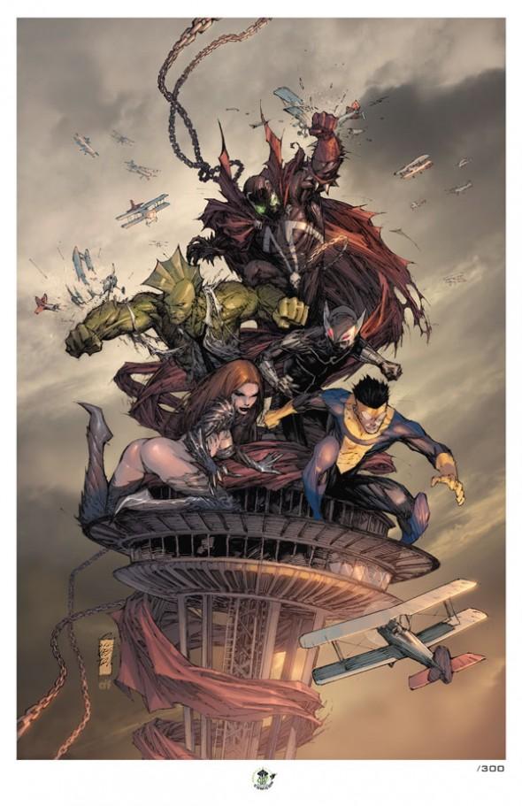 Image Comics ECCC