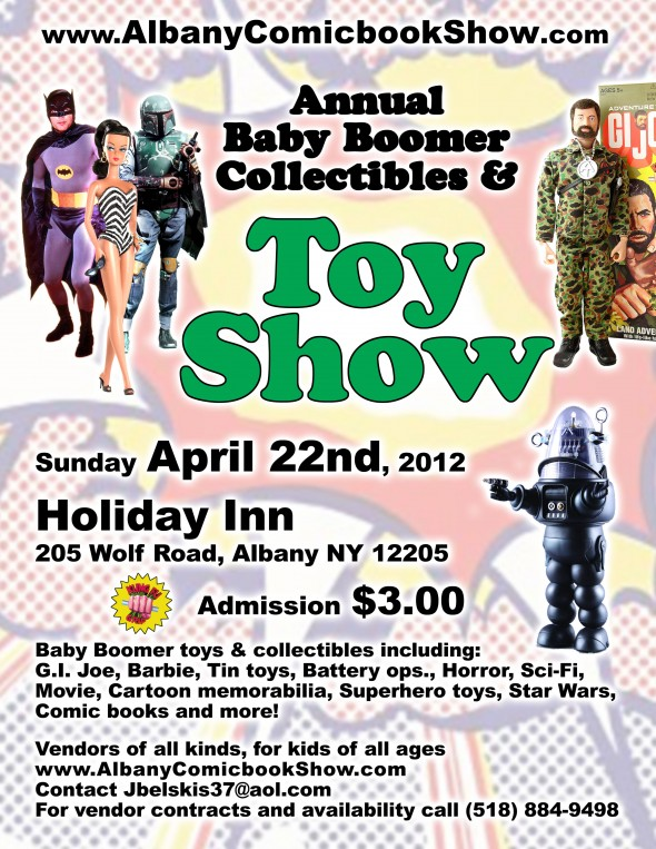 Capital District Annual Toy Show