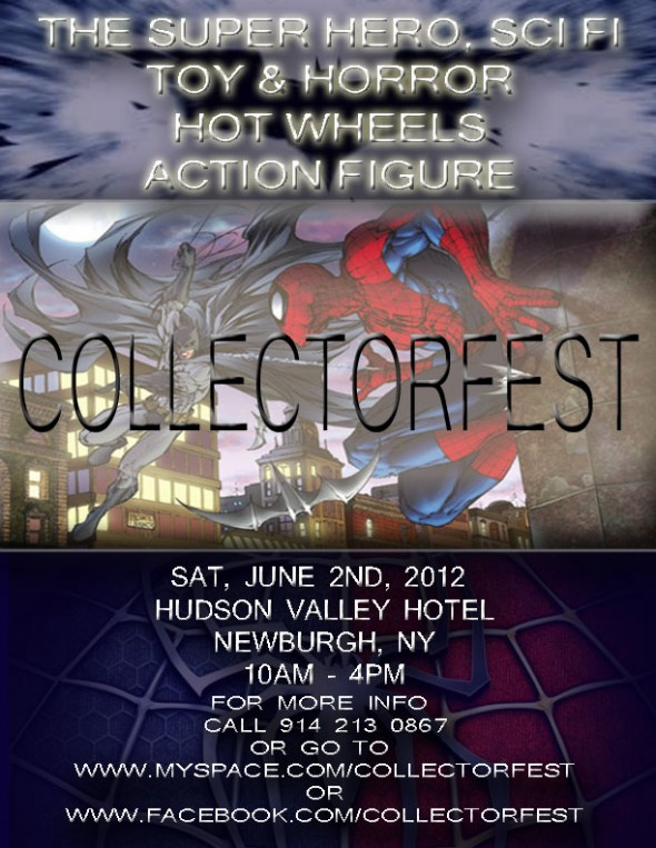 COLLECTORFEST JUNE2ND
