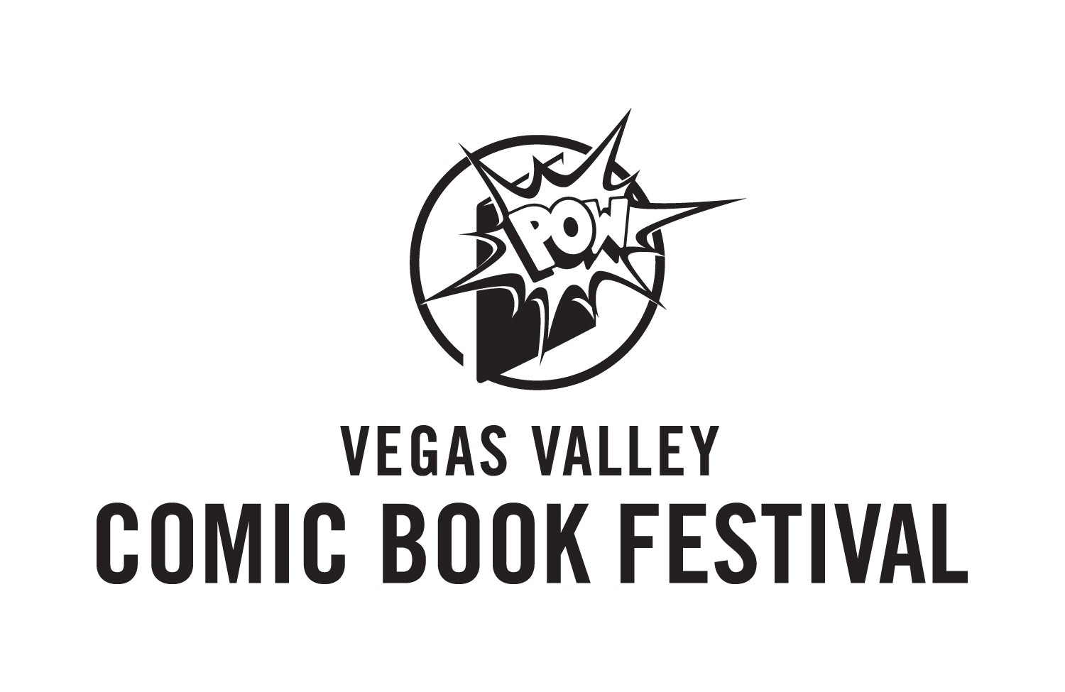 Vegas Valley Comic Book Festival Logo
