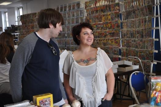 NJ Meadowlands Comic Book Expo