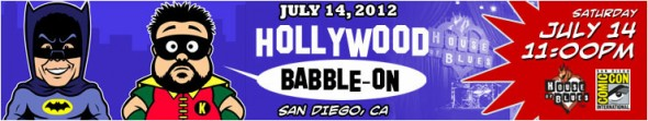 Hollywood Babble-on SDCC