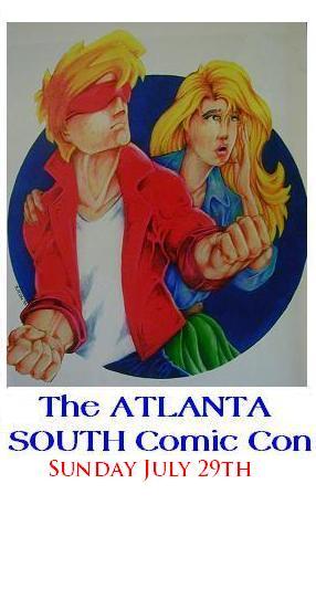 Atlanta South Comic Con logo