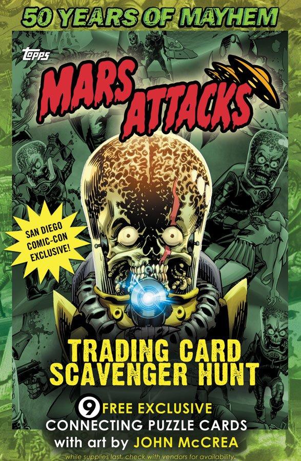 Mars Attacks SDCC