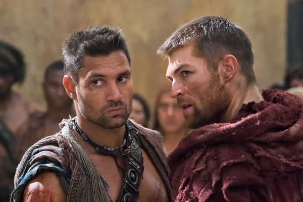 Spartacus SDCC