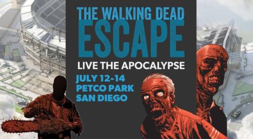 THE WALKING DEAD ESCAPE: SAN DIEGO