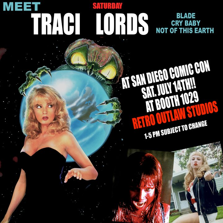 Traci Lords house