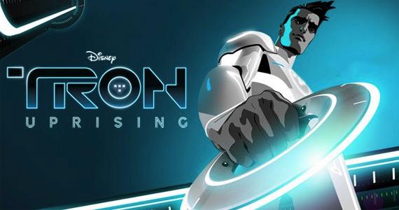 Tron Uprising Disney XD