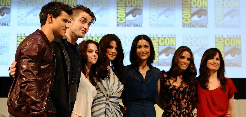 Twilight SDCC 2011