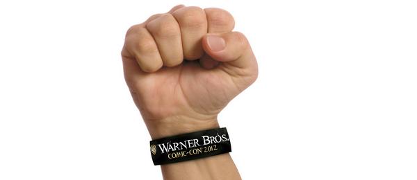 Warner Bros. Wristband