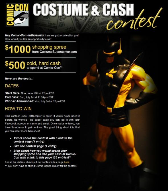 costume cash