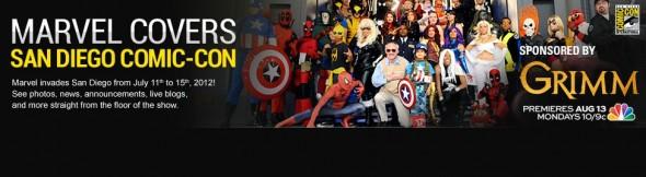 Marvel SDCC