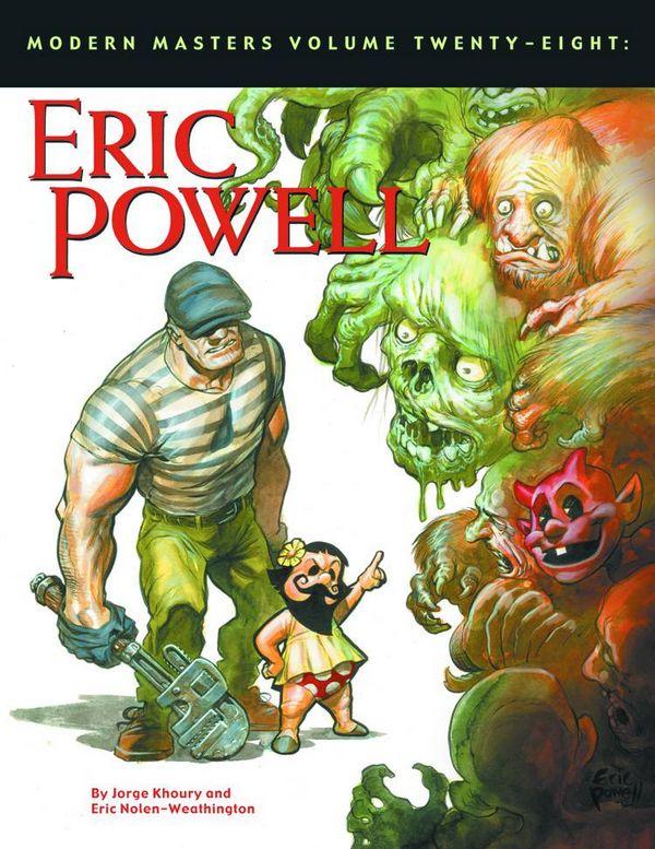 Modern Masters Eric Powell