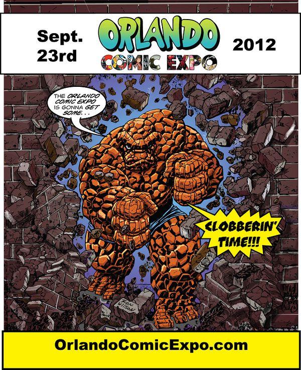 Orlando Comic Expo