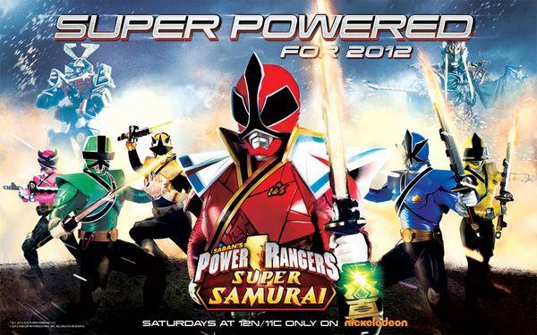 Power Ranger Super Samurai